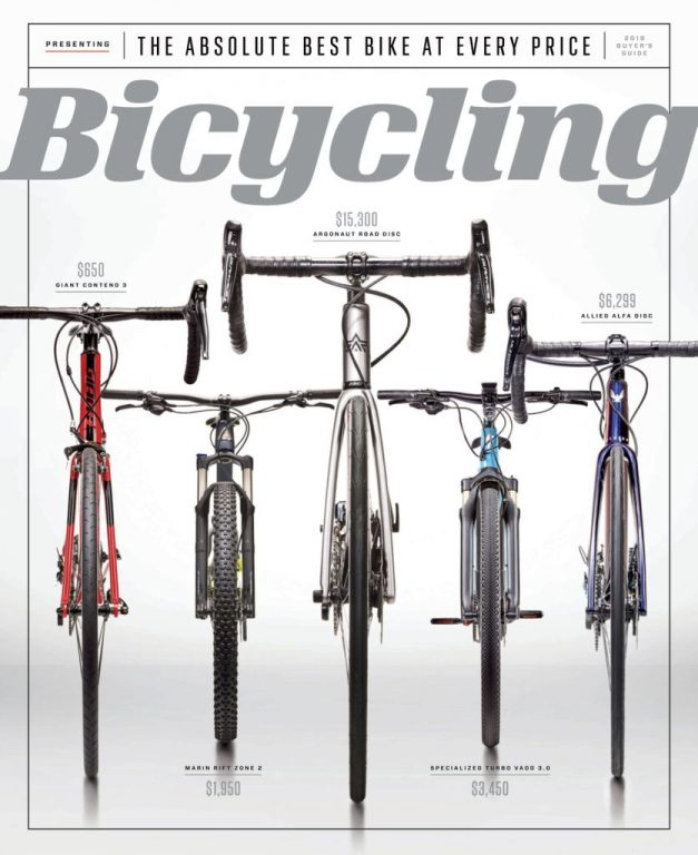 Bicycling USA – March 2019