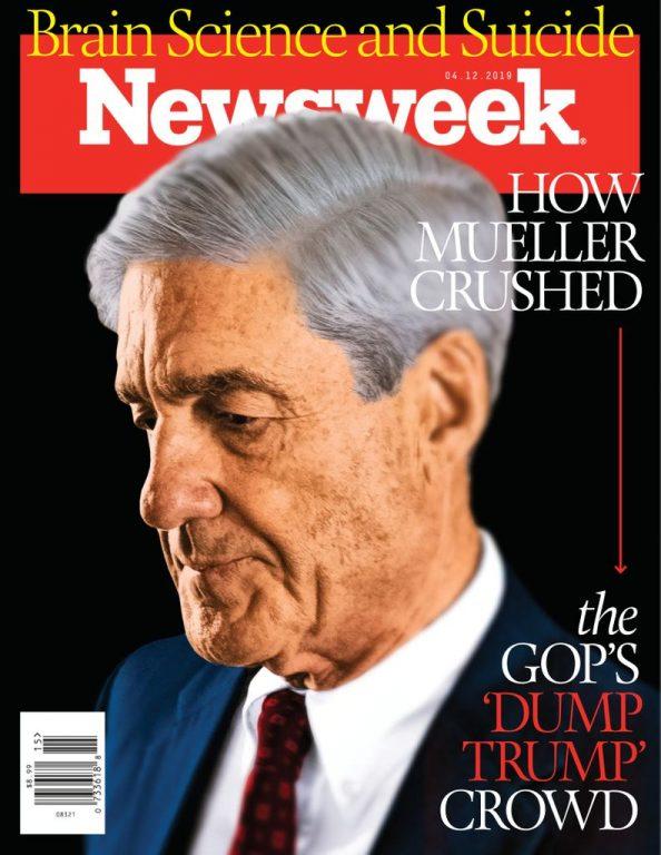 Newsweek USA – April 12, 2019