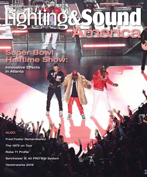 Lighting & Sound America – March 2019