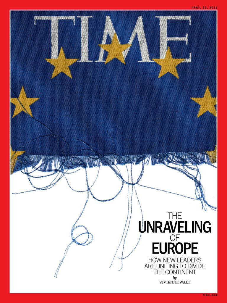 Time USA – April 22, 2019