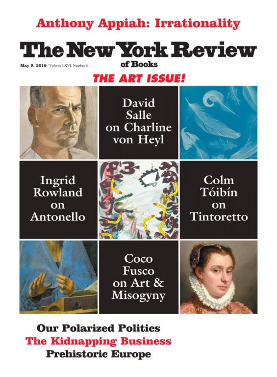 The New York Review Of Books – May 09, 2019