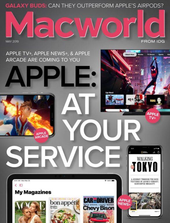Macworld USA – May 2019