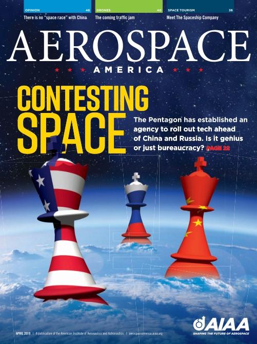 Aerospace America – April 2019