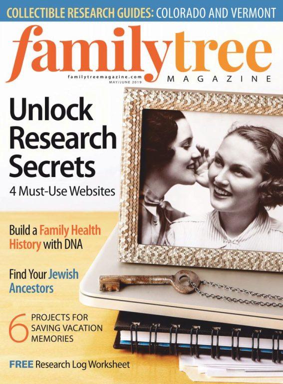 Family Tree USA – May 2019