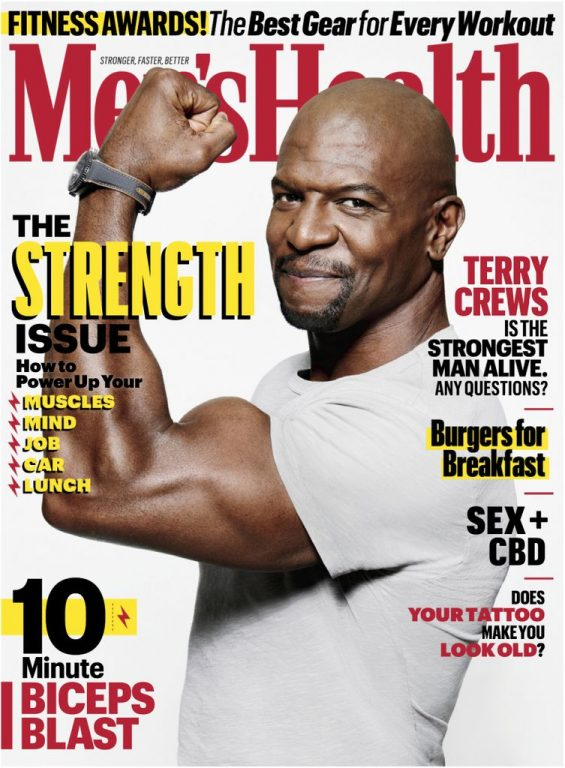 Men's Health USA – May 2019