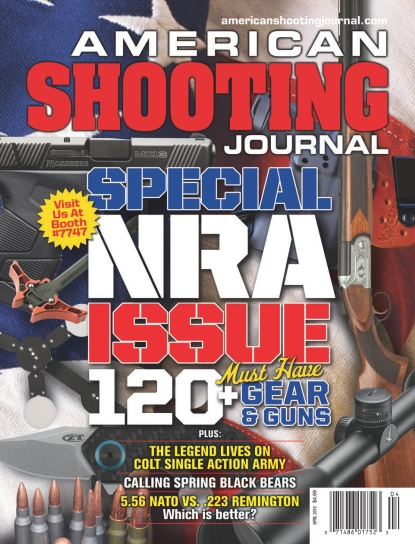 American Shooting Journal – April 2019
