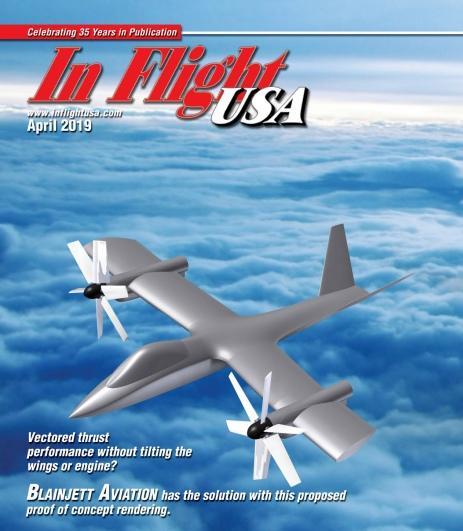 In Flight USA – April 2019