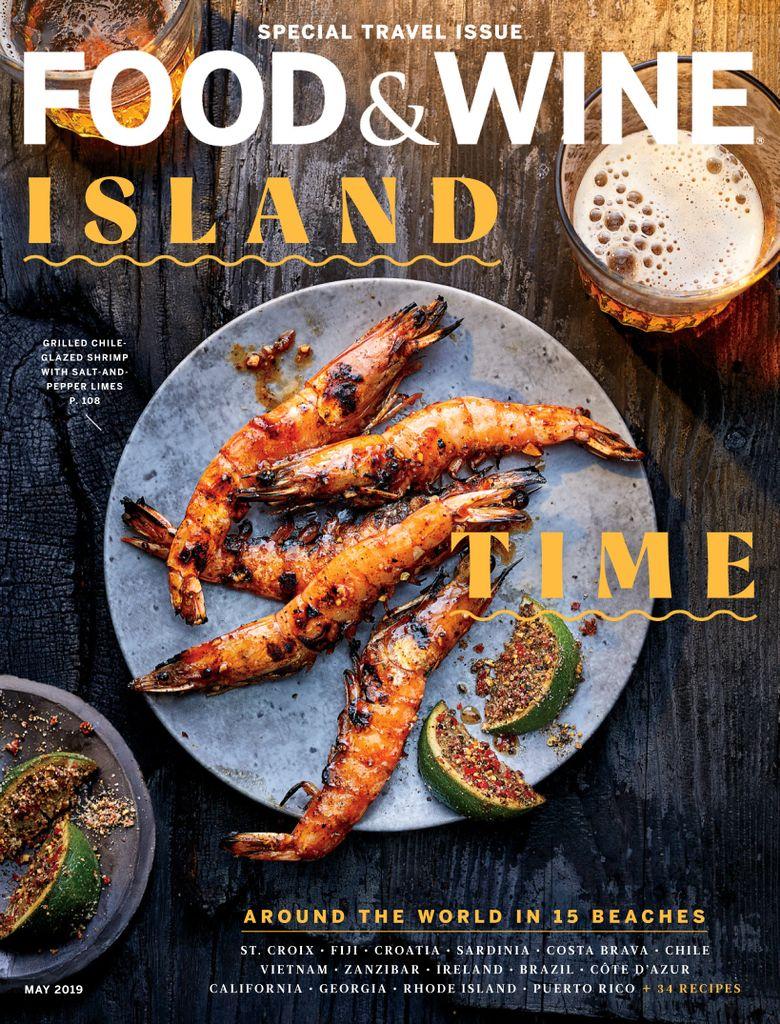 Food & Wine USA – May 2019