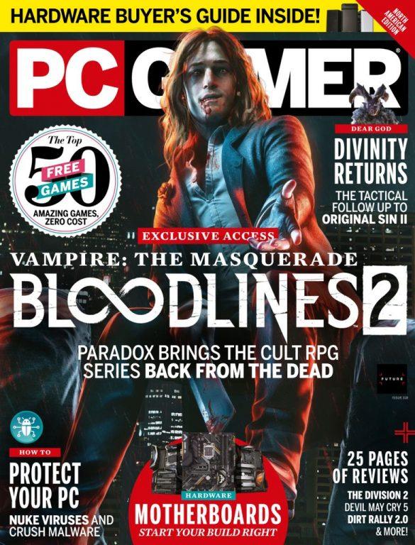 PC Gamer USA – June 2019