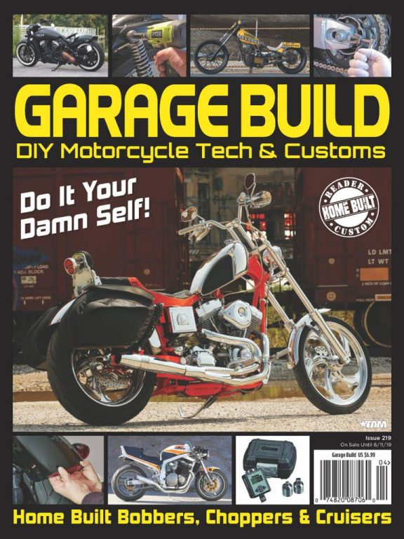 American Iron Garage – March-April 2019