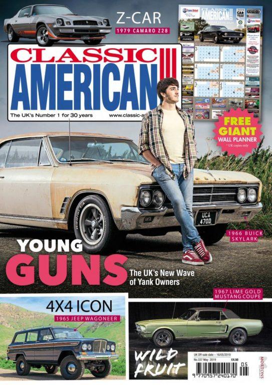 Classic American – May 2019