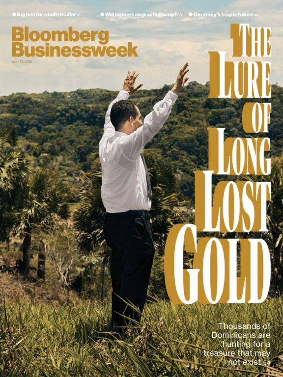 Bloomberg Businessweek USA – April 15, 2019