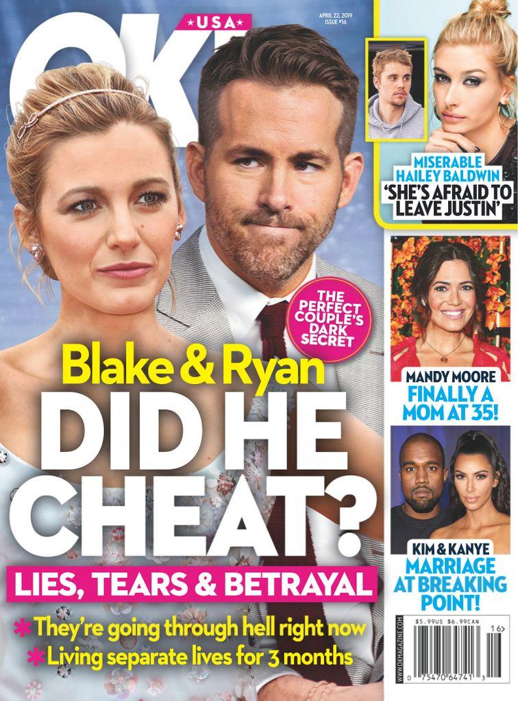 OK! Magazine USA – April 22, 2019