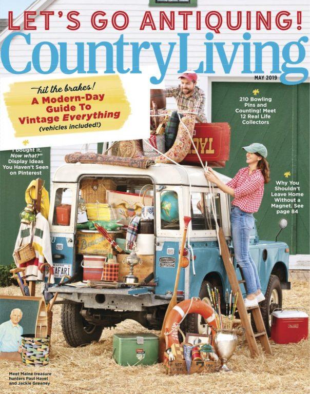 Country Living USA – May 2019