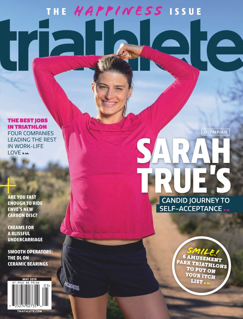 Triathlete USA – May 2019