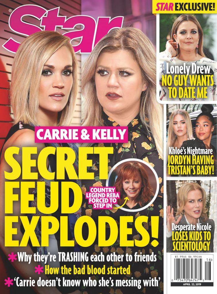 Star Magazine USA – April 22, 2019