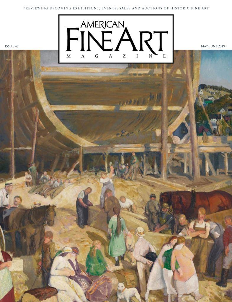 American Fine Art – May-June 2019