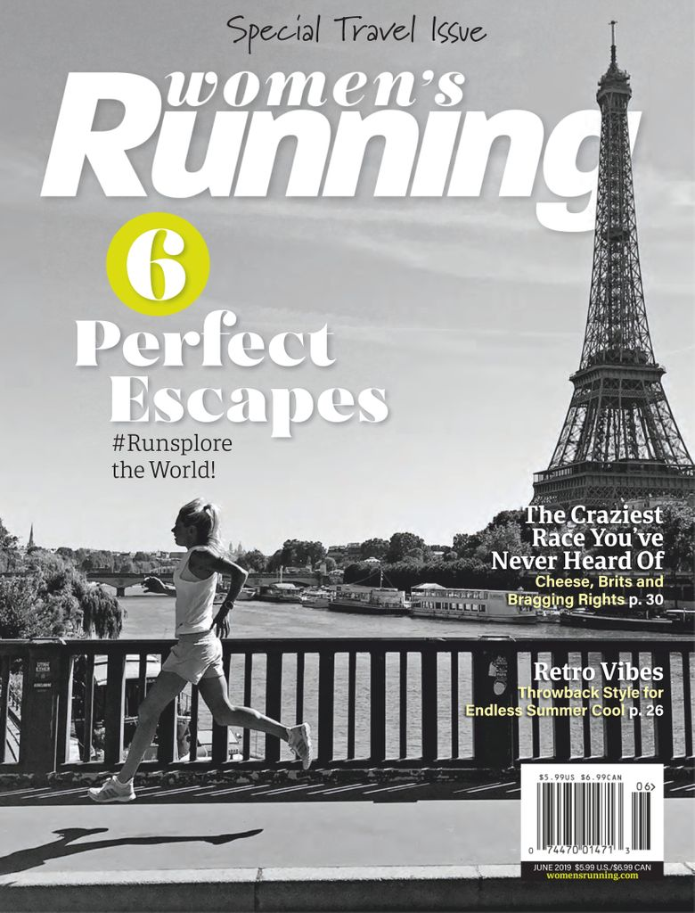 Women's Running USA – June 2019