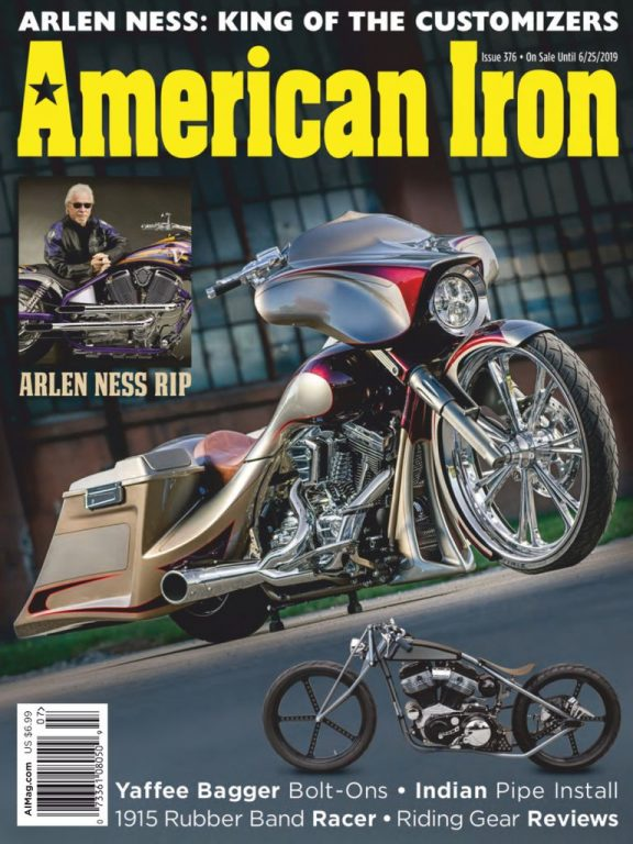 American Iron Magazine – May 2019