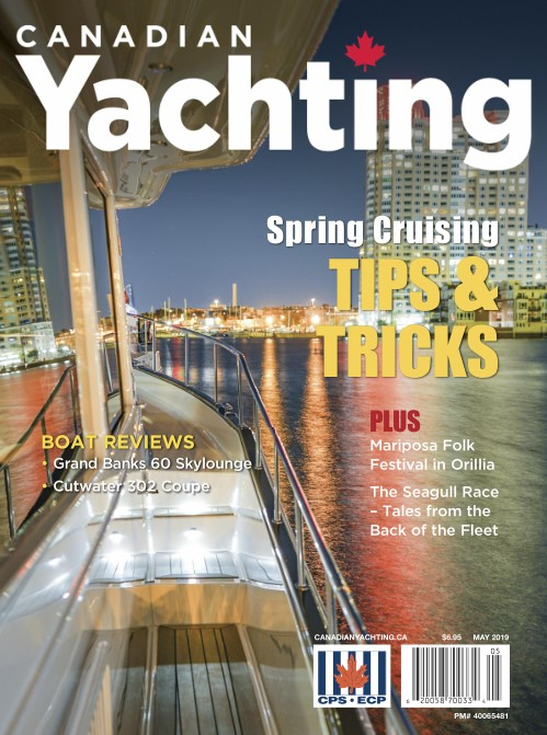 Canadian Yachting – May 2019