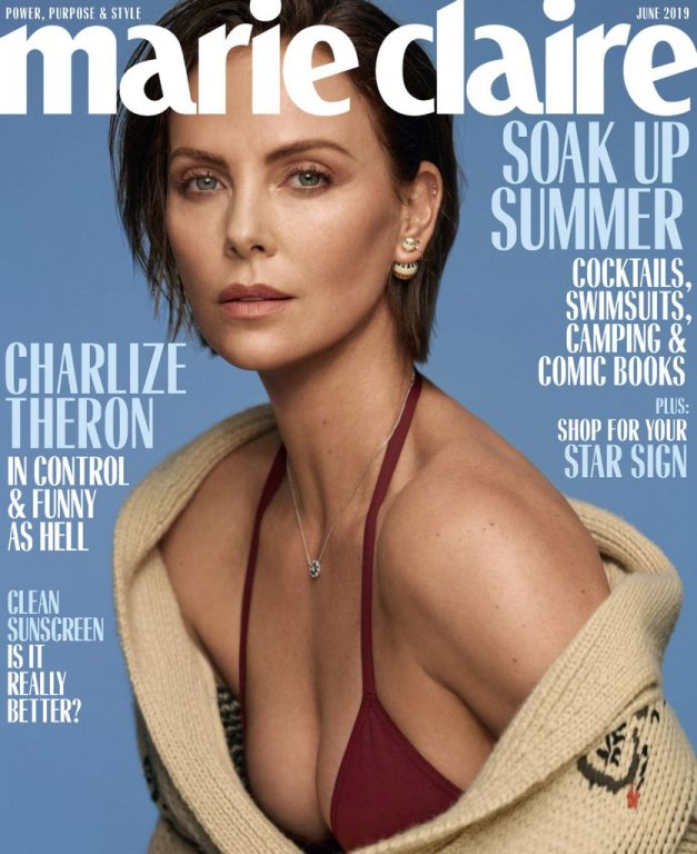 Marie Claire USA – June 2019