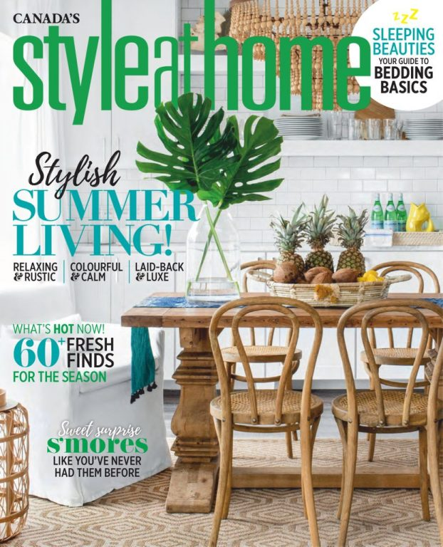 Style At Home Canada – June 2019