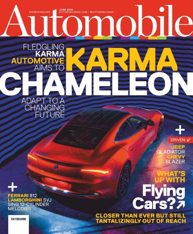Automobile USA – June 2019