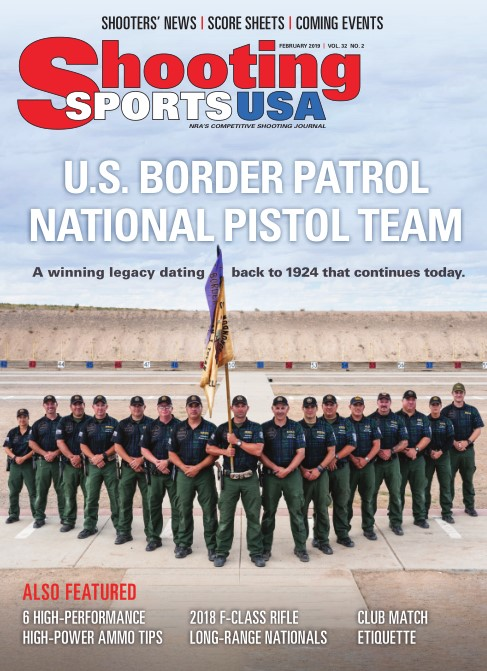 Shooting Sports USA – March 2019