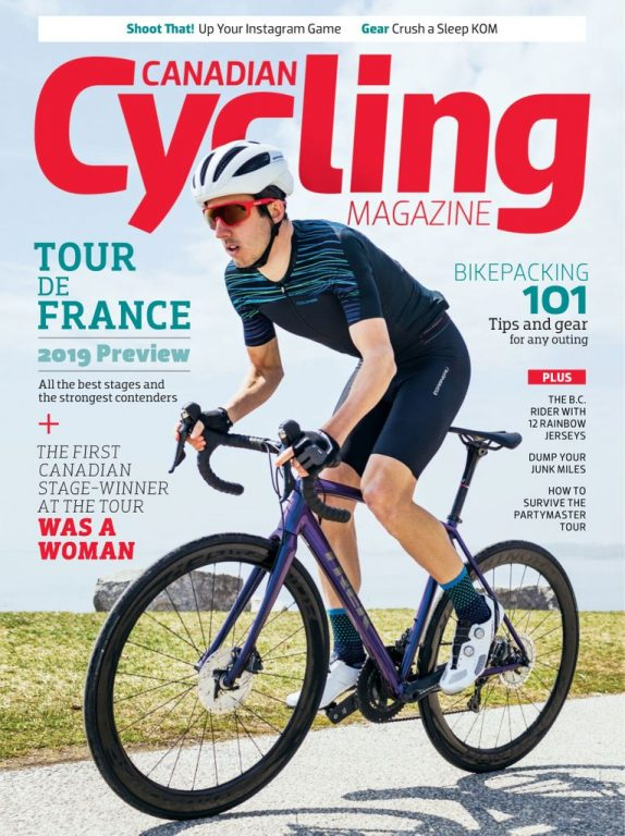 Canadian Cycling – June-July 2019