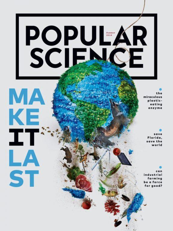 Popular Science USA – April-May 2019