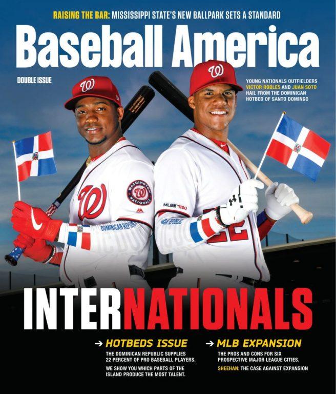 Baseball America – May 01, 2019