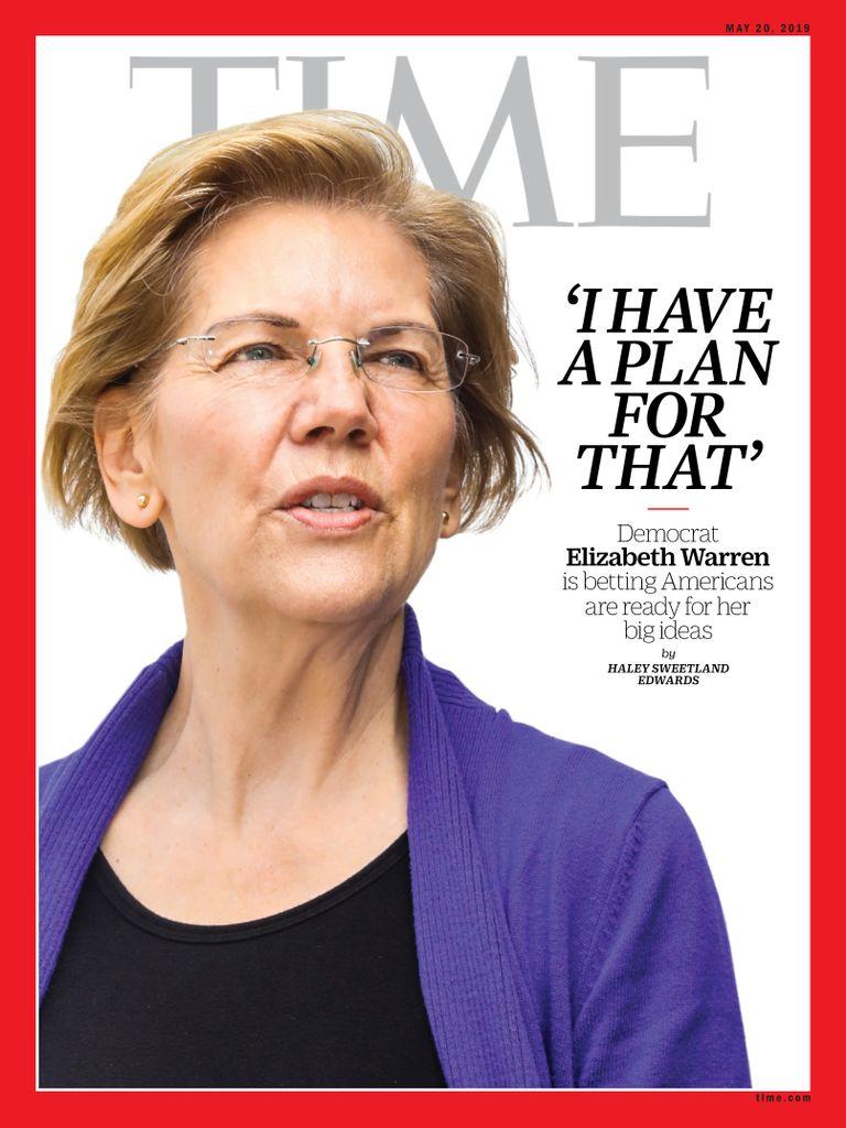 Time USA – May 20, 2019