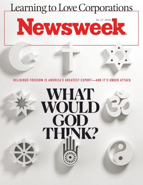 Newsweek USA – May 17, 2019