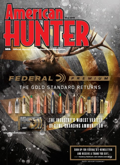 American Hunter – May 2019
