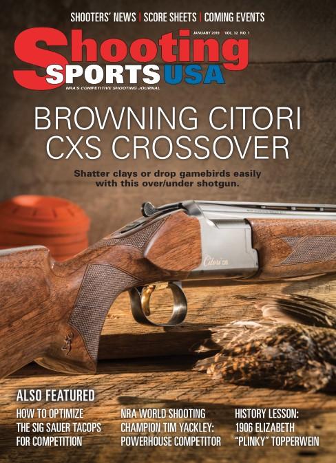 Shooting Sports USA – January 2019