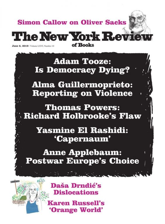 The New York Review Of Books – June 06, 2019