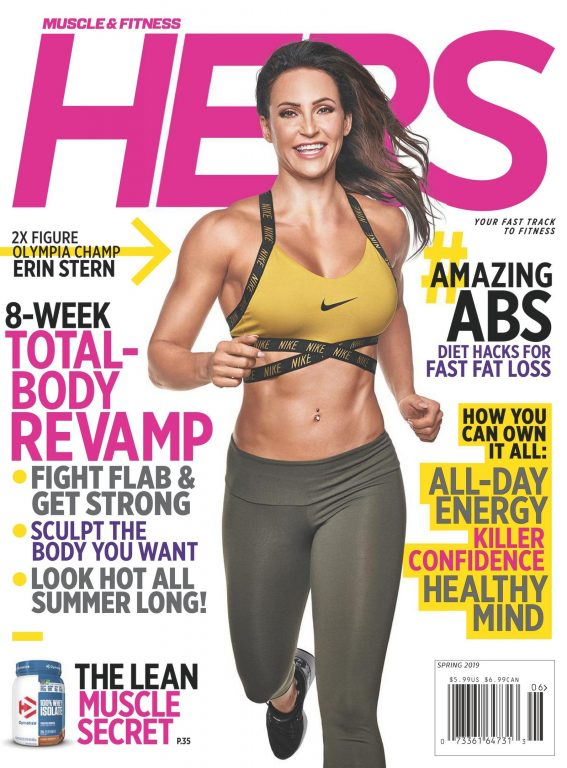 Muscle & Fitness Hers USA – March 2019