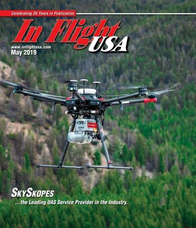 In Flight USA – May 2019