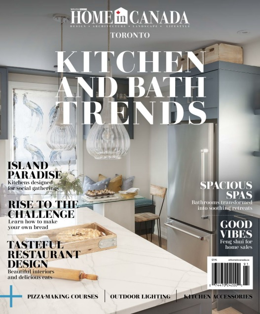 Home In Canada Toronto – Kitchen&Bath 2019