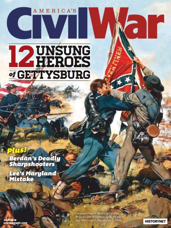 America's Civil War – July 2019