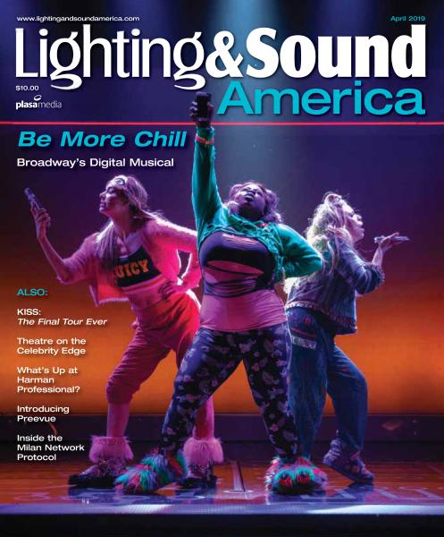 Lighting & Sound America – April 2019