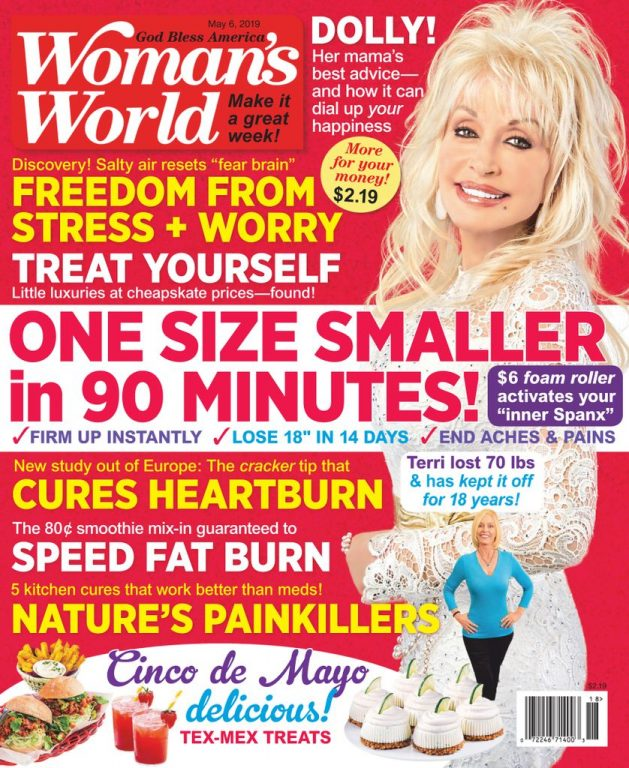 Woman's World USA – May 06, 2019