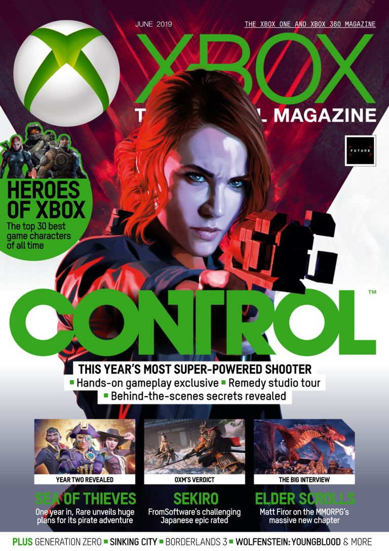 Official Xbox Magazine USA – June 2019