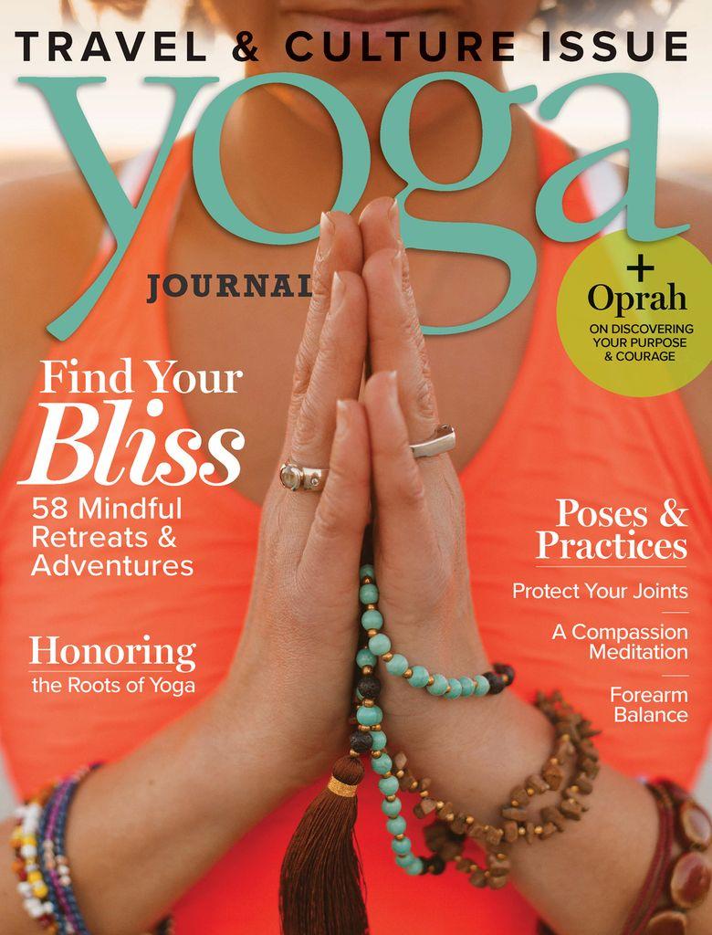 Yoga Journal USA – May 2019