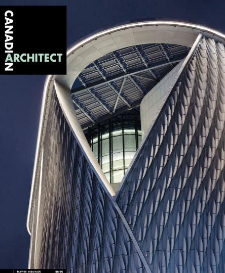 Canadian Architect – May 2019