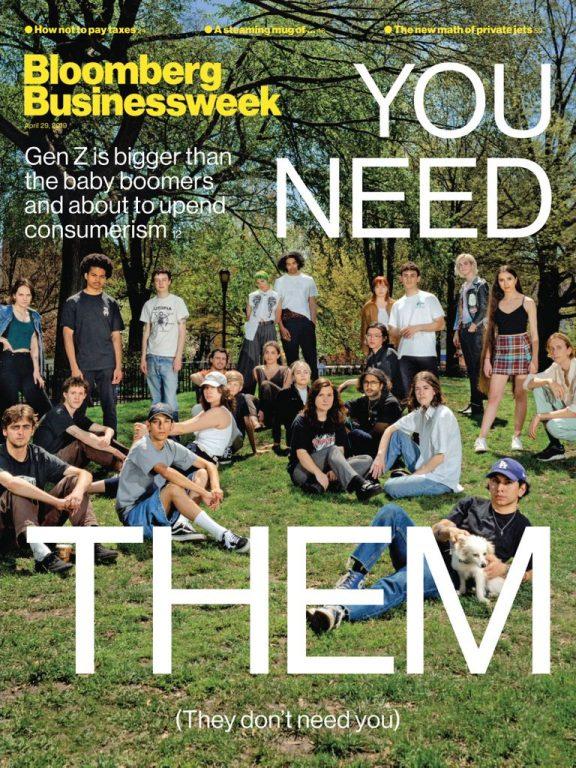 Bloomberg Businessweek USA – April 29, 2019