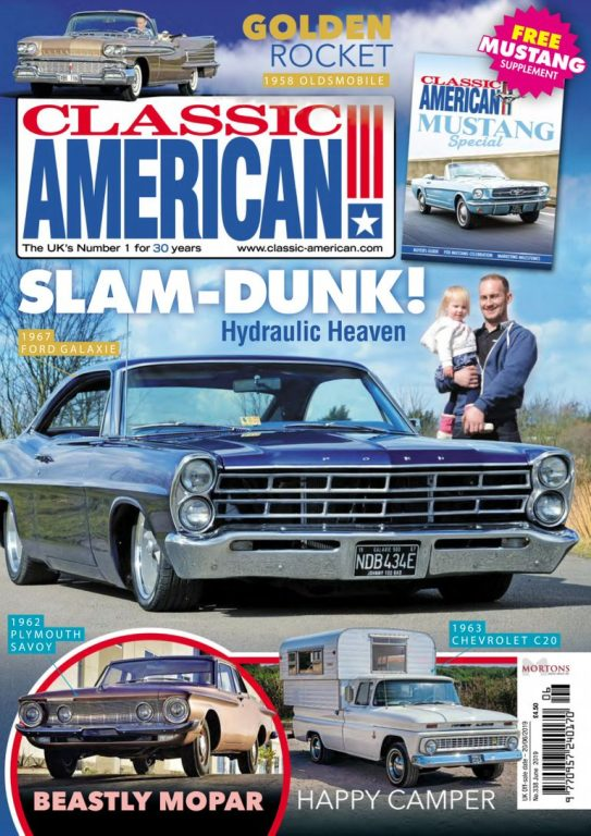 Classic American – June 2019