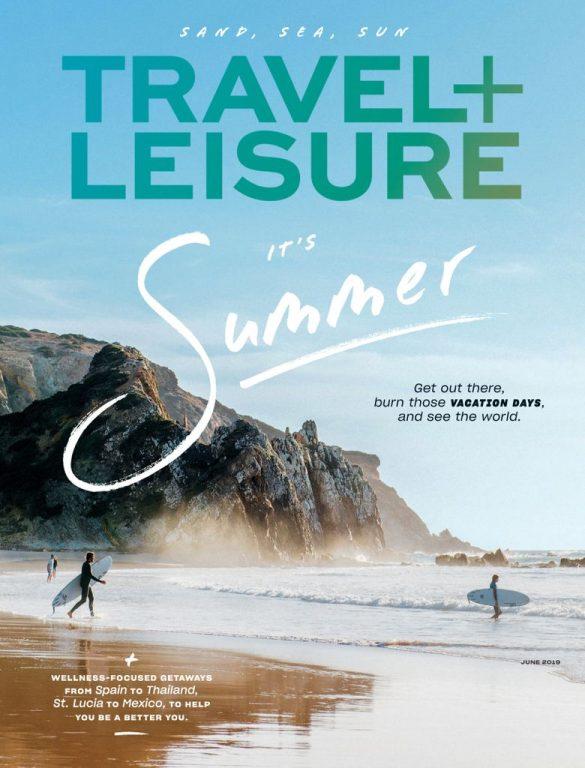 Travel+Leisure USA – June 2019