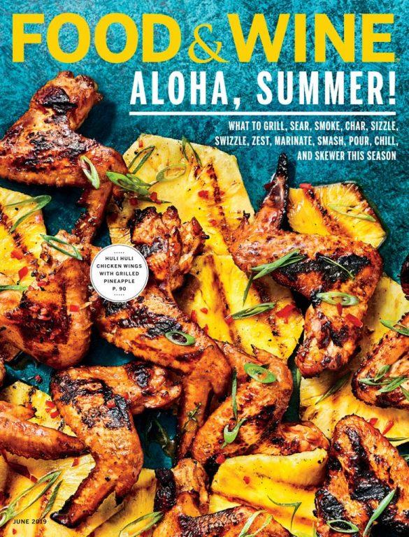Food & Wine USA – June 2019