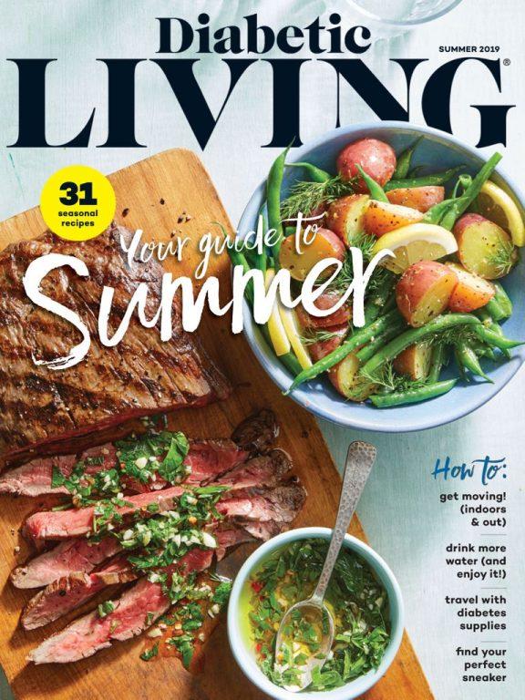 Diabetic Living USA – April 2019